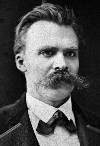 creative influences nietzsche